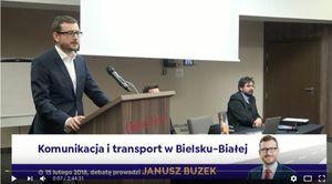 Komunikacja i transport w Bielsku-Białej